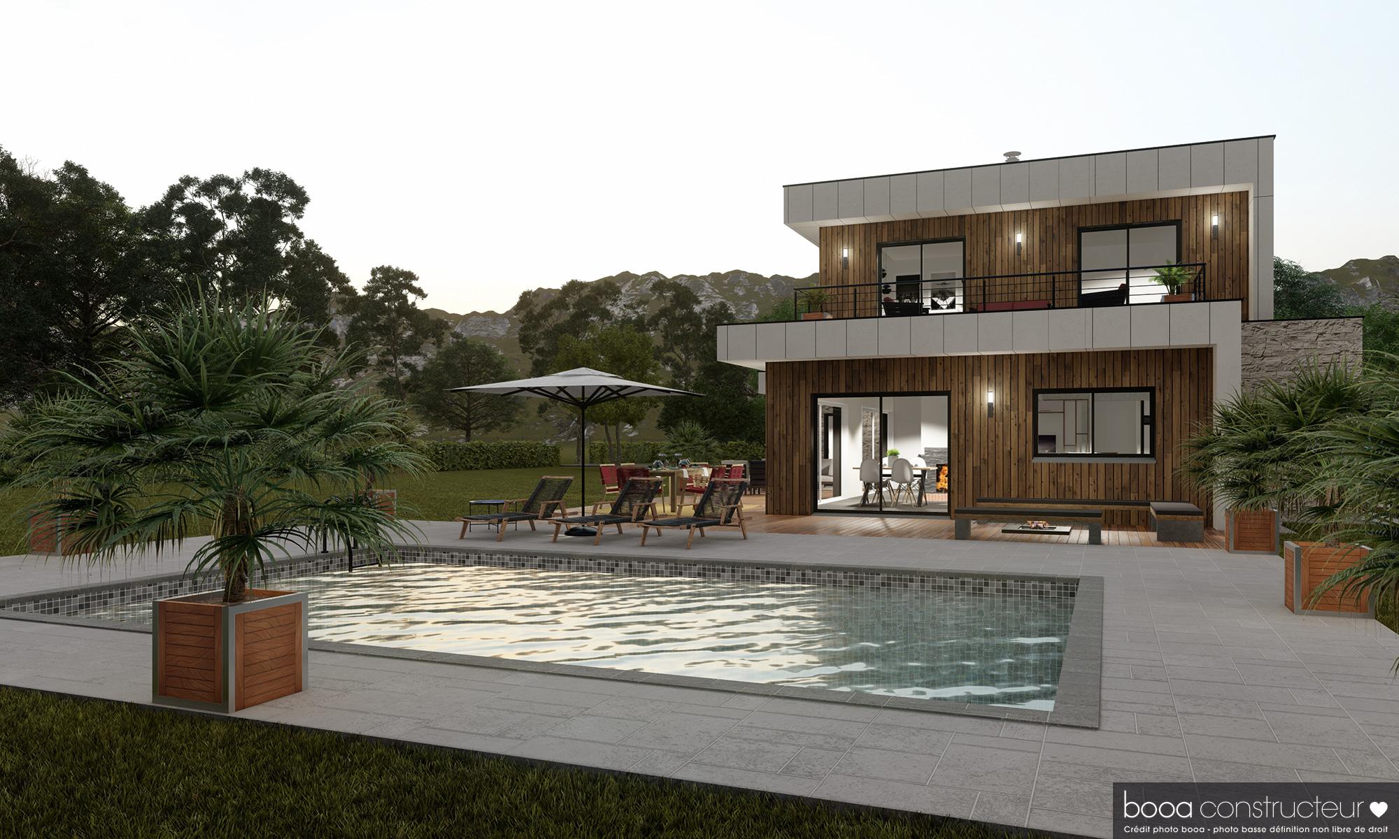 maison de rêve dans la Drôme