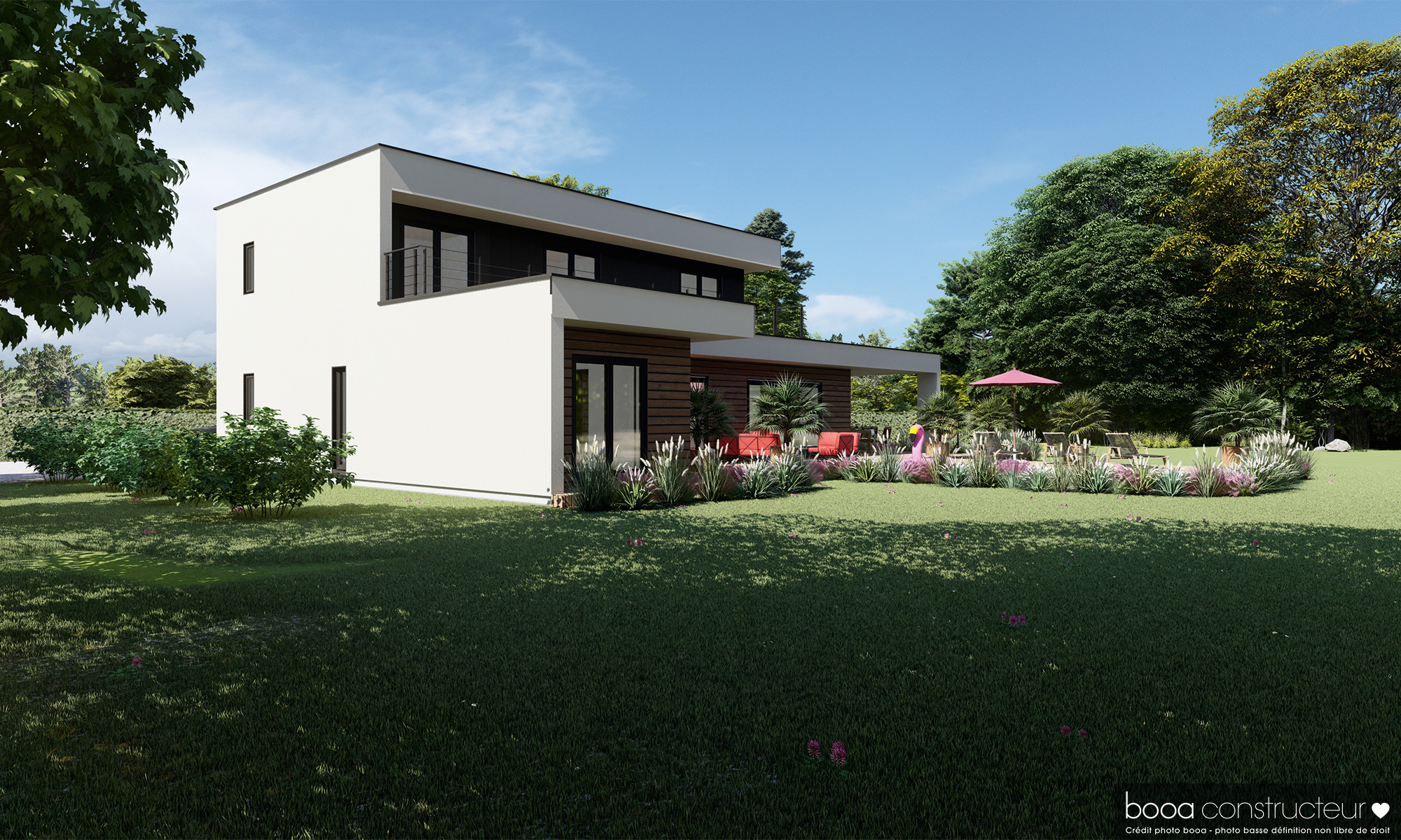 maison éco-responsable dans la Drôme